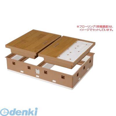 城東テクノ(Joto)[SPF-R90F12-UA1-MB] 「直送」【代引不可・他メーカー同梱不可】 高気密型床下点検口(断熱型) 900×600 フローリング合わせタイプ 色ミディアムブラウン SPFR90F12UA1MB
