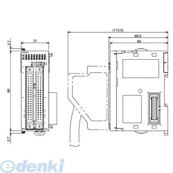 【キャンセル不可】オムロン(OMRON) [CJ1W-ID261] プログラマブルコントローラ CJ1/CJ1M DC入力ユニット CJ1WID261