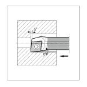 京セラ [C12Q-SCLPR09-16-2/3] 内径用ホルダ C12QSCLPR09162/3【キャンセル不可】