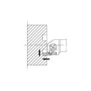 京セラ [GFVR2525M-1002C] 溝入れ用ホルダ GFVR2525M1002C【キャンセル不可】