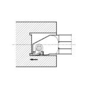 京セラ GIFVL3532B-351B 溝入れ用ホルダ GIFVL3532B351B【キャンセル不可】