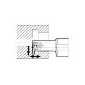 京セラ GIVR2532-1C 溝入れ用ホルダ GIVR25321C 144-7301