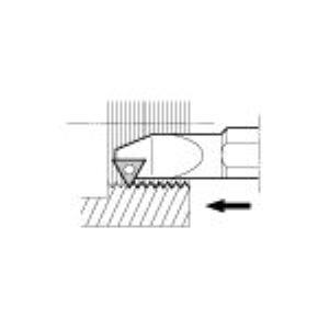京セラ [S10M-STWPR11-12] 内径用ホルダ (SITR1210-11) S10MSTWPR1112