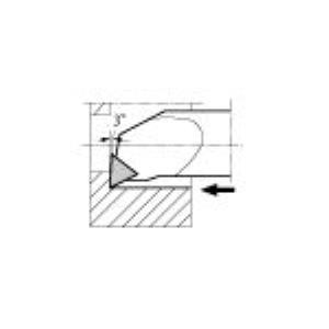 S12L-CTUPR09-16 内径用ホルダ 京セラ S12LCTUPR0916【キャンセル不可】 CTUPR1612B-09