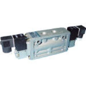 CKD 4F120-08-AC100V 4Fシリーズパイロット式5ポート弁セレックスバルブ 4F 4F12008AC100V