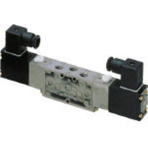 CKD 4F320-10-AC200V 4Fシリーズパイロット式5ポート弁セレックスバルブ 4F 4F32010AC200V