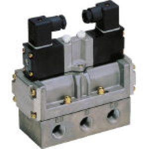【あす楽対応】CKD [4F520-15-AC100V] 4Fシリーズパイロット式5ポート弁セレックスバルブ 4F 4F52015AC100V