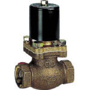CKD [PKA-06-27-AC100V] 空気用パイロットキック式2ポート電磁弁 PKA0627 PKA0627AC100V