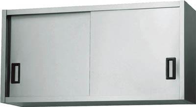 アズマ AS-1200-600 直送 代引不可・他メーカー同梱不可 ステンレス吊戸棚 1200×350×600 AS1200600【キャンセル不可】