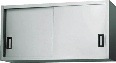 アズマ AS-1500-900 直送 代引不可・他メーカー同梱不可 ステンレス吊戸棚 1500×350×900 AS1500900【キャンセル不可】