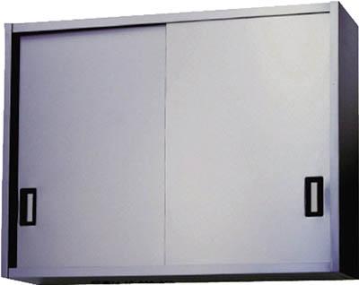 アズマ [AS-750-900] 「直送」【代引不可・他メーカー同梱不可】ステンレス吊戸棚 750×350×900 AS750900【キャンセル不可】