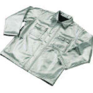 【あす楽対応】【個数:1個】TRUSCO [TSP-1L] スーパープラチナ遮熱作業服上着L (ウワギ) TSP1L 287-8852