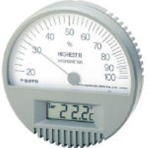 【あす楽対応】佐藤計量器製作所(SATO)[754200] 湿度計 ハイエスト2型湿度計(温度計付) 754200 330-6399