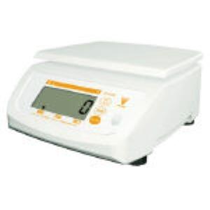 【使用地域の記入が必要】テラオカ DS-500K20 直送 代引不可・他メーカー同梱不可 防水型デジタル上皿はかり DS500K20 250-6319