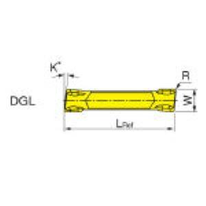 イスカル DGL3102C-6D IC354 チップ COAT 10個入 DGL3102C DGL3102C6DIC354 【キャンセル不可】
