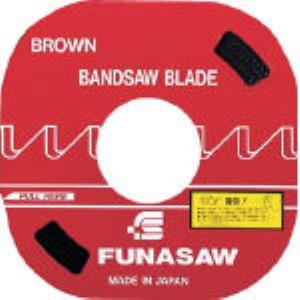 フナソー BR6 12 コンターマシン用ブレードBR6X12X0.6 12割 ブラウン 12 BR612