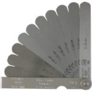 DIA 150A25 JIS規格すきまゲージ150A25 0.03-1.0MM 150A25