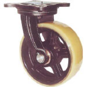 ヨドノ MUHA-MG250X90 鋳物重量用キャスター MUHAMG250X90 305-3211