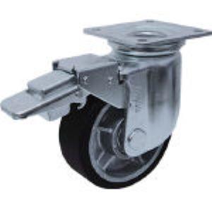 【あす楽対応】ヨドノ [YRRJMB150] 重荷重用MCナイロン車付自在車ブレーキ付 YRRJMB-150 327-7879