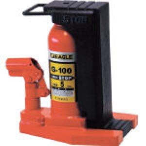 【あす楽対応】イーグル [G-25] 爪付油圧ジャッキ 1.2t G25 323-1755