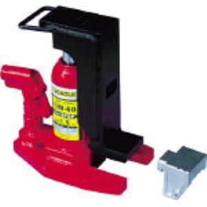 イーグル GW-100 アタッチメントタイプ2段式爪つきジャッキ 爪能力3t GW100 341-8936