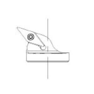 SV [570-SVQCR-20-11-E] カッティングヘッド 570SVQCR2011E 601-3317 【キャンセル不可】