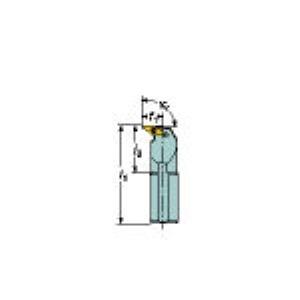 高品質の人気 128-0261 【キャンセル】:測定器・工具のイーデンキ ホルダー A40TSVUBR16 SV A40T-SVUBR16-DIY・工具