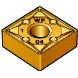 SV CNMG 12 04 04-WF 1525 一般旋削チップCOAT 10個入 CNM CNMG120404WF1525 【キャンセル不可】