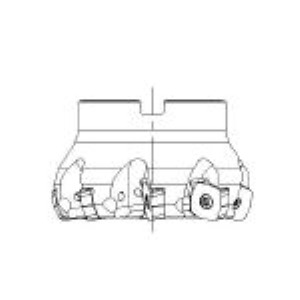 SV RA365-100J31-S15H コロミル365カッター RA365100J31S15H 600-5861 【キャンセル不可】