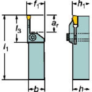 【あす楽対応】SV RF151.23-2525-40M1 突切り溝入れ用シャンクホルダー RF151.2325 RF151.23252540M1 【キャンセル不可】