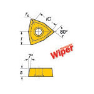 SV WCMX 05 03 04R-WM 1020 U-ドリル用チップCOAT 10個入 WCMX050304RWM1020 【キャンセル不可】