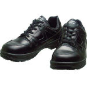 シモン 8611BK-23.5 安全靴 短靴 8611黒 23.5cm 8611BK23.5 351-3891 【送料無料】