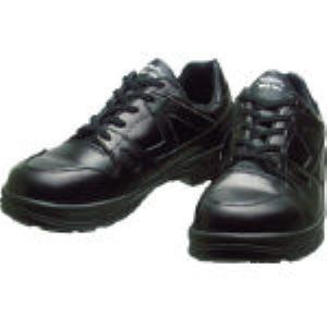 シモン 8611BK-24.5 安全靴 短靴 8611黒 24.5cm 8611BK24.5 351-3912 【送料無料】