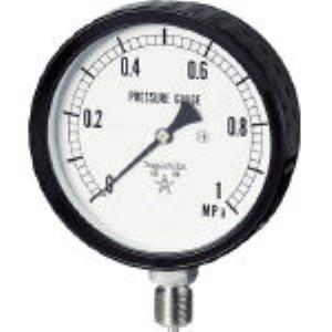 右下 G411-261-0.6MP ステンレス圧力計圧力 ゲージ G4112610.6MP 332-8180 【送料無料】