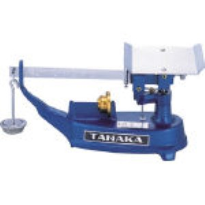 【使用地域の記入が必要】TANAKA TPB-2 直送 代引不可・他メーカー同梱不可 上皿桿秤 並皿 2kg TPB2 321-3544