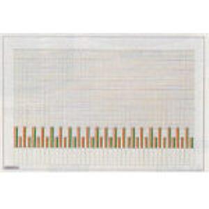 【個数:1個】日本統計器 [SG240]「直送」【代引不可・他メーカー同梱不可】 小型グラフSG240 (812X553MM) 463-9707 【キャンセル不可】