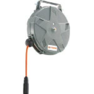 日本最大級 エアーホースリール 内径8mm×15m 【個数:1個】TRIENS SHR35Z 327-2109:測定器・工具のイーデンキ SHR-35Z-DIY・工具