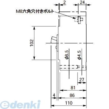 パナソニック Panasonic BJW31753K 漏電ブレーカ BJW型【キャンセル不可】