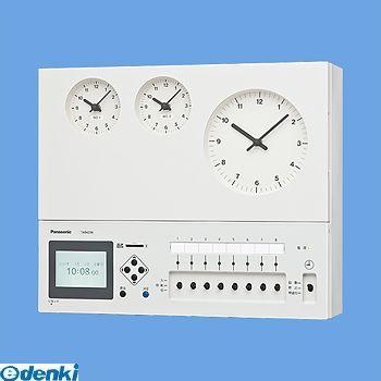 パナソニック Panasonic TA9420N 年間式PT壁掛型子時計2回路