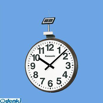パナソニック Panasonic TC714705 φ700太陽電池時計 ポリカ・片面