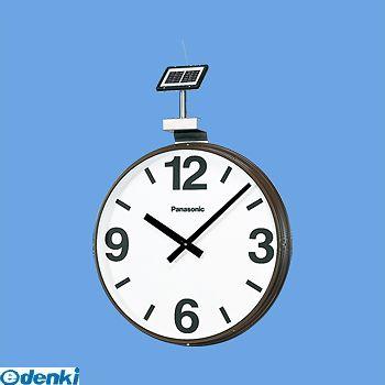 パナソニック Panasonic TC715705 φ700太陽電池時計 ポリカ・片面