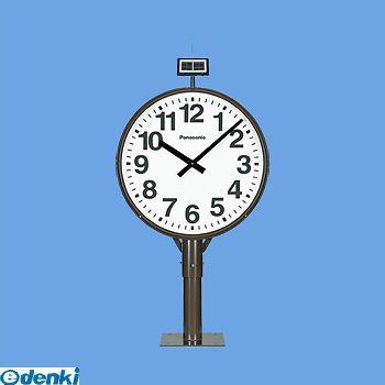 【ポイント最大40倍!12/5日限定!※要エントリー】パナソニック(Panasonic) [TC7247K] φ700太陽電池時計 ガラス両面