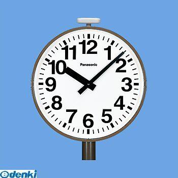 【ポイント最大40倍!12/5日限定!※要エントリー】パナソニック(Panasonic) [TCW5240] 電波時計φ700 交流式ポール型