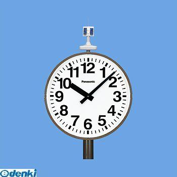 パナソニック(Panasonic) [TCW7240] 電波時計φ700 太陽電池式ポール型
