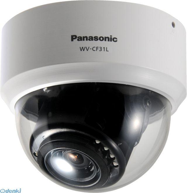 パナソニック Panasonic WV-CF31L カラーテレビカメラ WVCF31L【送料無料】