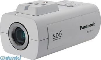 パナソニック Panasonic WV-CP65 カラーテレビカメラ WVCP65【送料無料】