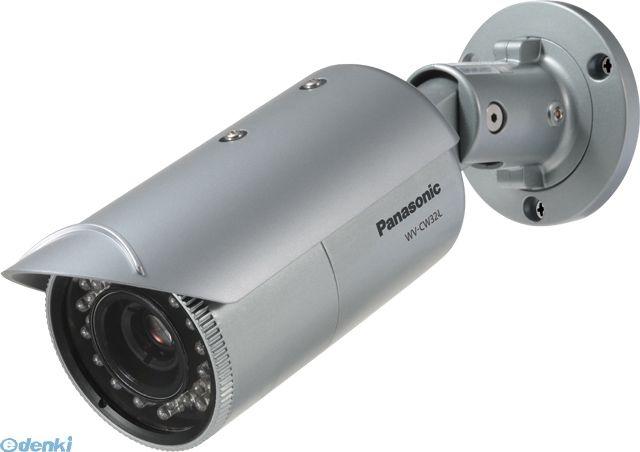 パナソニック Panasonic WV-CW32L カラーテレビカメラ WVCW32L