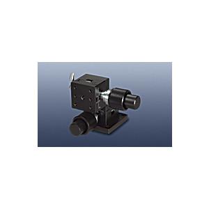 珍しい 中央精機 LM-412SL DT X・Z軸ステージ 40×40 粗微動ハンドル 納期:約1週間 LM412SL【送料無料】, KOMEHYO JEWELRY BAZAAR 7c748c0b
