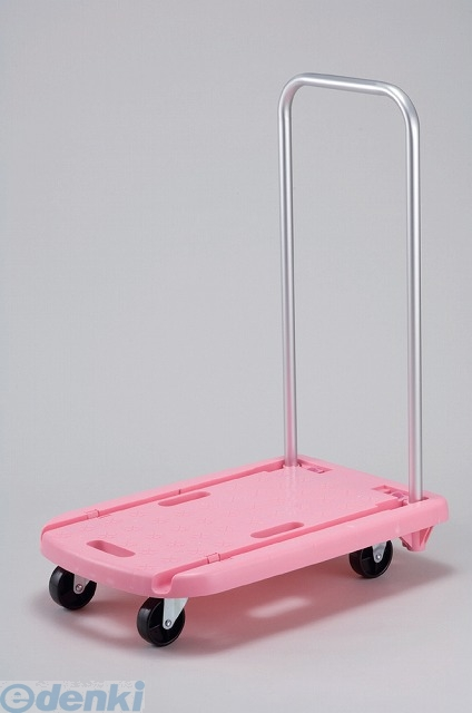パール金属 D-2790 らくらく軽量ファミリーカート ピンク D2790 【キャンセル不可】