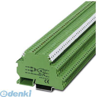宅送 フェニックスコンタクト 新作からSALEアイテム等お得な商品満載 ソリッドステートリレー端子台 - DEK-OE- 5DC 100KHZ-G 10個入 DEKOE5DC5DC100KHZG 2964542 DEK-OE-5DC